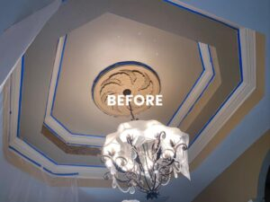 Ceiling Faux Finish by Mr Faux Chris Burke Virginia