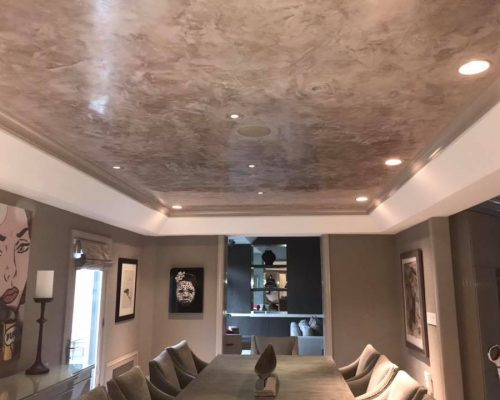 Mr Faux Venetian Plaster Ceilings